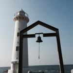 セローでツーリング 野間灯台〜羽豆岬