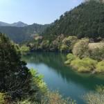 セローでツーリング 湯の山温泉~滋賀鎌掛谷