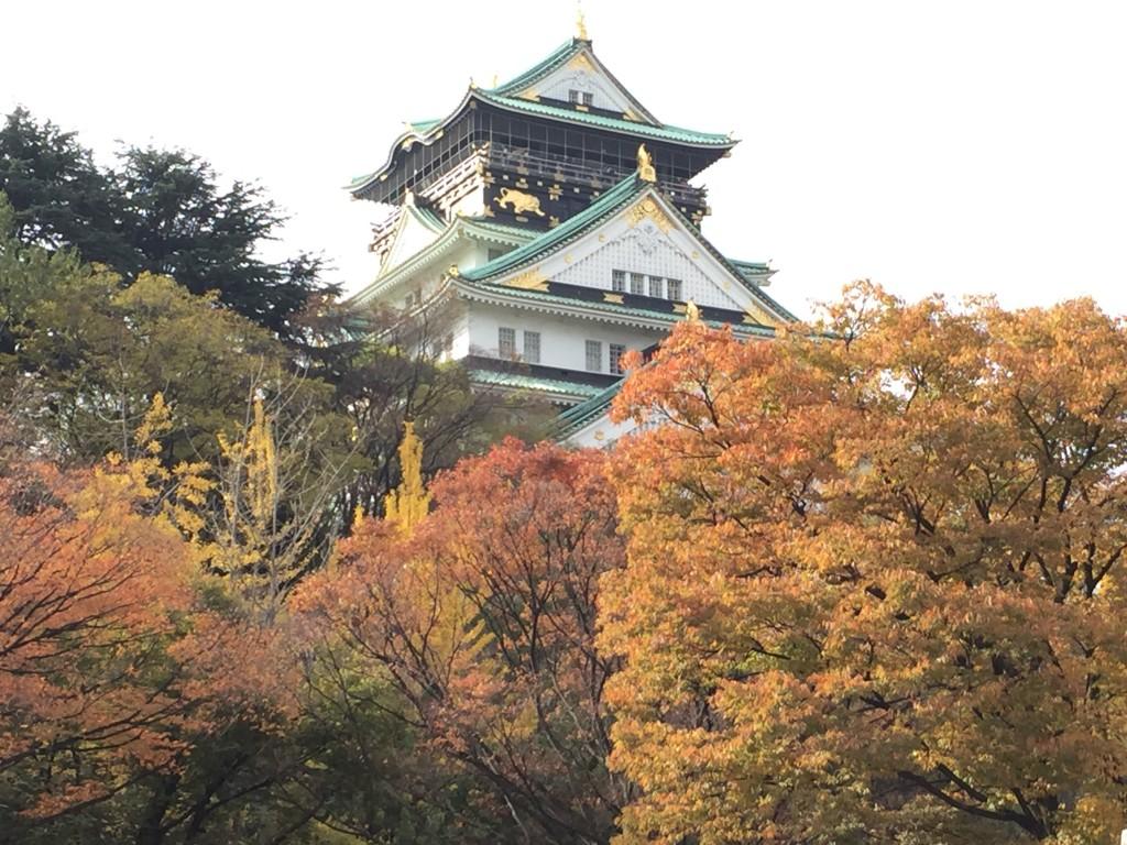 大阪城の秋_000