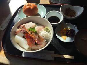 恋路ヶ浜_海鮮丼