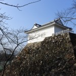 セローでお散歩 亀山城跡〜関宿